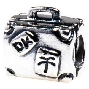 Genuine Pandora Suitcase Bead